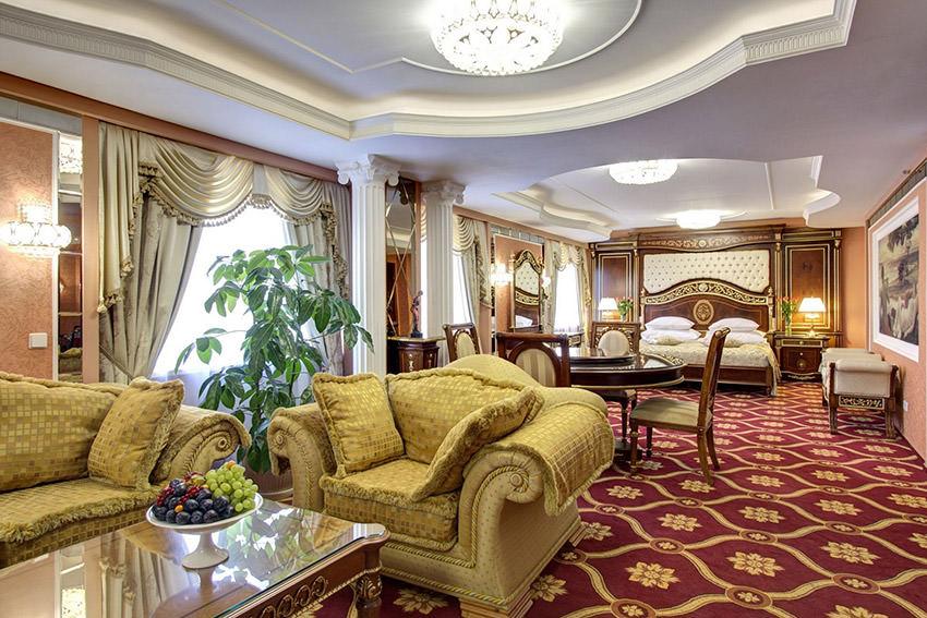 Аппартаменты Премиум Альфа Измайлово - гостиница в Москве