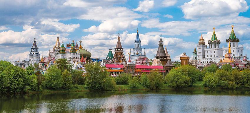 Достопримечательности в Москве, Измайлово