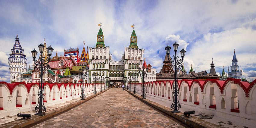 Достопримечательности в Москве рядом с отелем Альфа Измайлово
