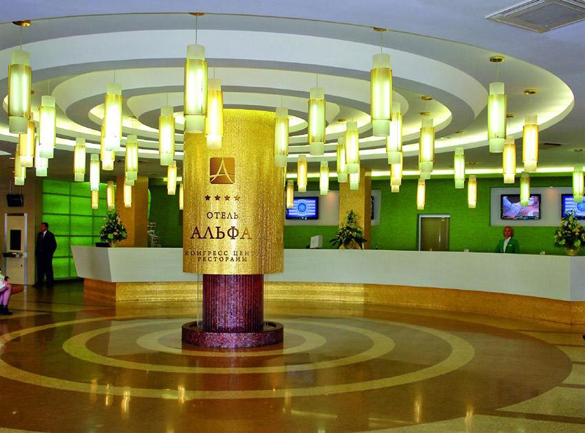 Гостиница Альфа - Москва, Измайлово - адрес, телефон