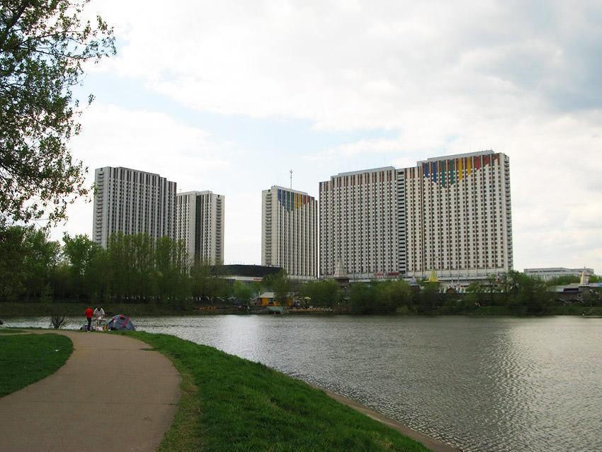 Фото гостиницы Бета в Измайлово, г. Москва