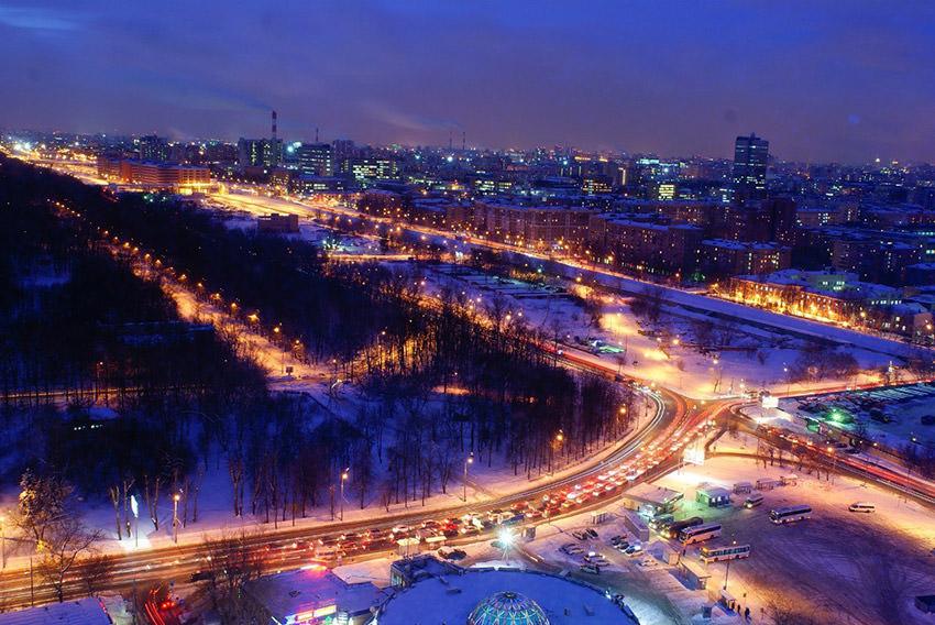 Как доехать до гостиницы Альфа Измайлово в Москве