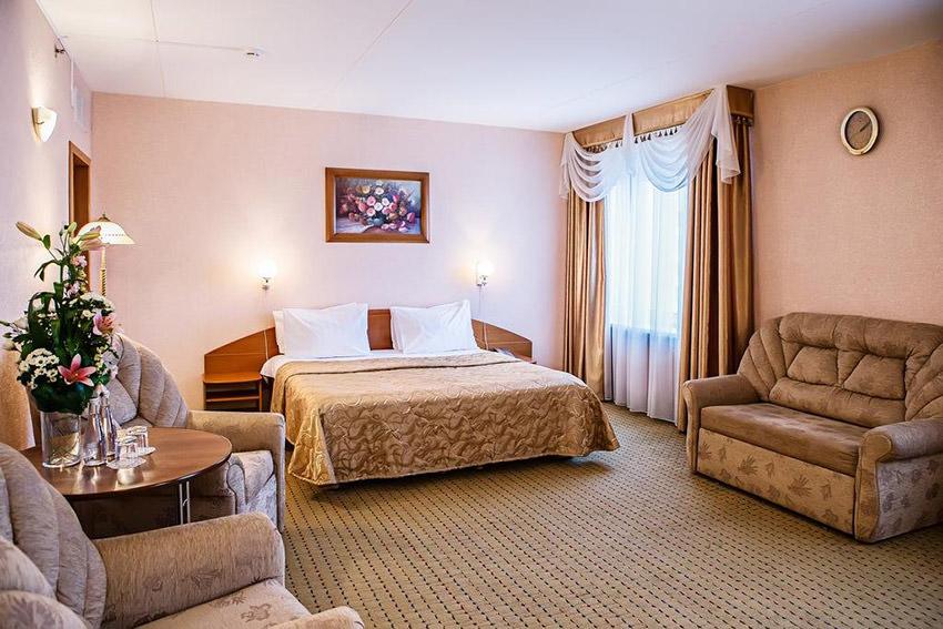 Номер Стандарт Делюкс в отеле в Москве Бета - Измайлово