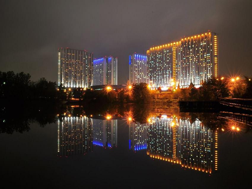 Фото отеля Альфа Измайлово в Москве