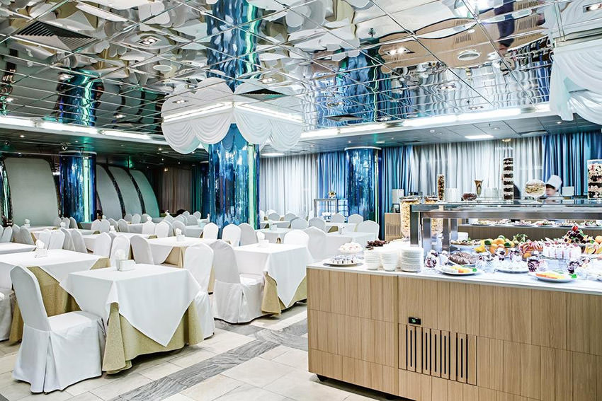 Фото ресторана Бета Измайлово в Москве