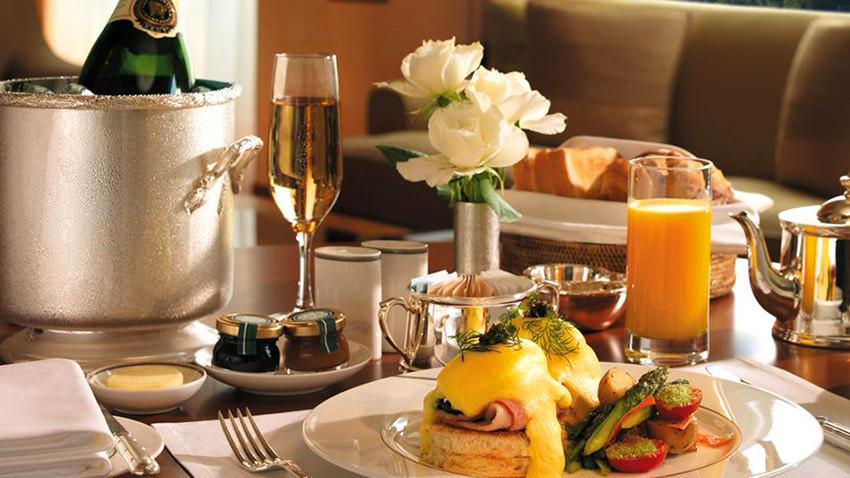 Room service в отеле Бета - г. Москва, Измайлово