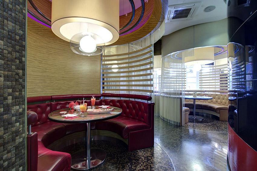 Суши ресторан в отеле Альфа Измайлово в Москве