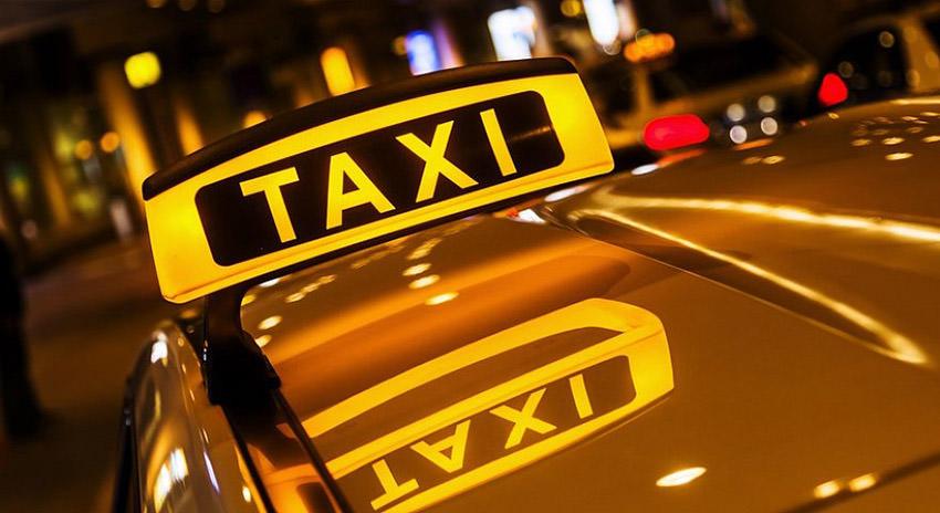 Такси от гостиницы Альфа Измайлово в Москве