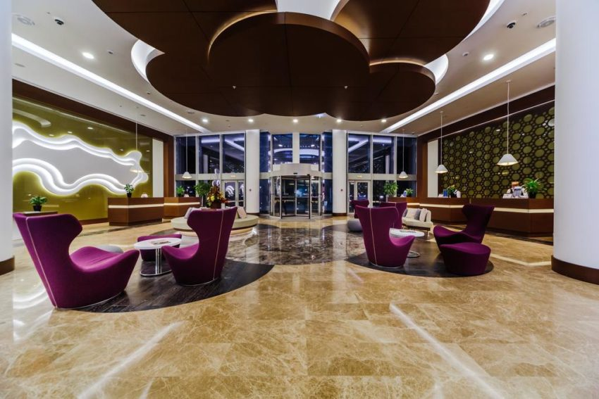 Гостиница Raddison blu Resort в Сочи